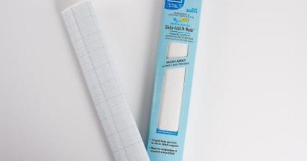 Pellon 380 Soft-N-Stay Sew-In Stabilizer 12 x 11 yd Package