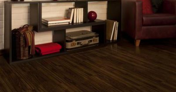 Home Depot Allure Plank Iron Wood