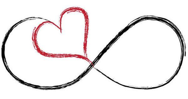 Infinity Love symbol ink tattoo tat