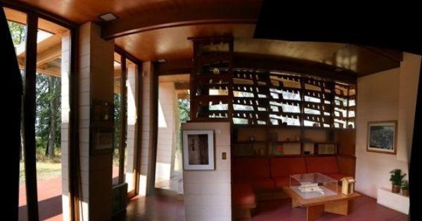 Gordon House Lecture Tomorrow Night Usonian Style Frank Lloyd Wright Usonian Frank Lloyd Wright Buildings