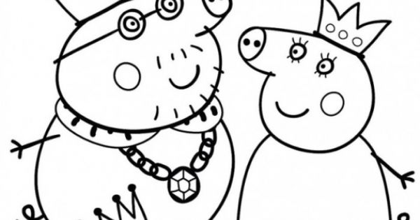 pigs in pajamas coloring pages - photo#23