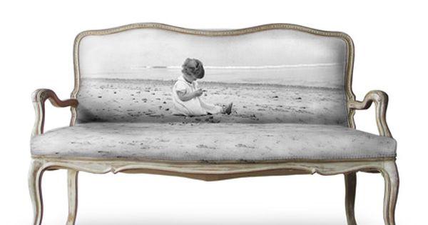 l 39 impression de photos sur le tissu d 39 ameublement pour fauteuil canap pinterest. Black Bedroom Furniture Sets. Home Design Ideas