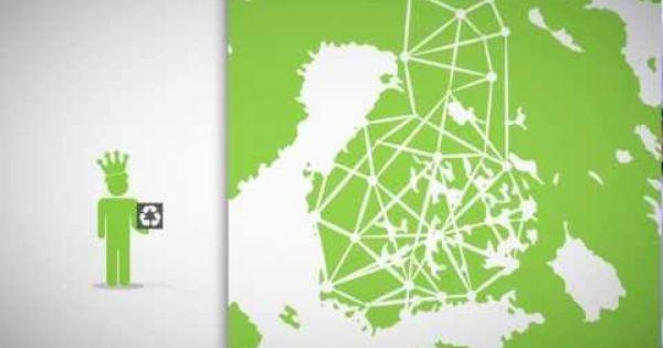 Kierrätysverkko muuttaa kierrätystä | Piilotetun aarteen asiakkaita ...