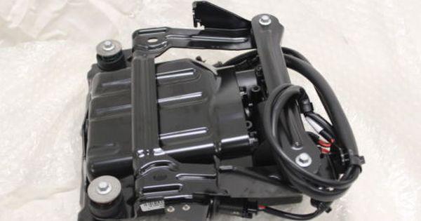 For Porsche Panamera Turbo 970 Awd With 49k Miles Air Suspension Compressor Pump Ride Control Rear Second Ha Porsche Panamera Porsche Panamera Turbo Compressor