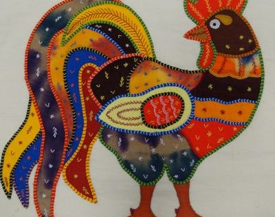 Embroidery from sri lanka ethnic tribal textiles
