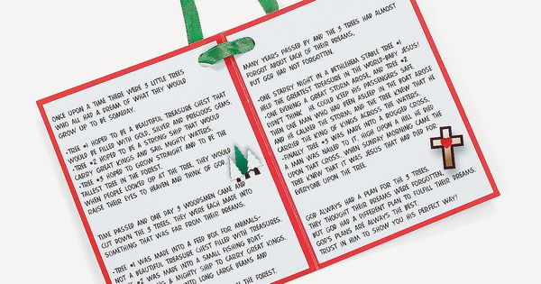 Craft kits poem and christmas ornament on pinterest