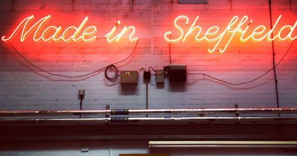 Image result for made in sheffield kelham island sign