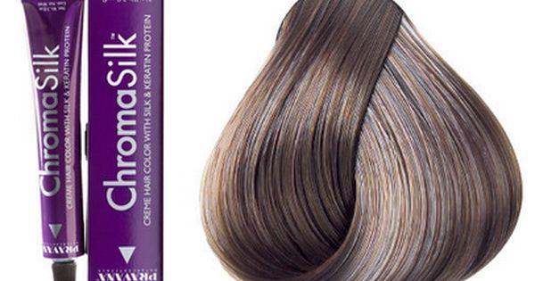 Pravana Chromasilk Creme Hair Color 8bv 8 22 Light Intense Beige