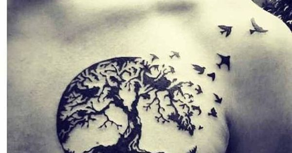 tree of life tattoos for men tattoo ideen sammlung und. Black Bedroom Furniture Sets. Home Design Ideas