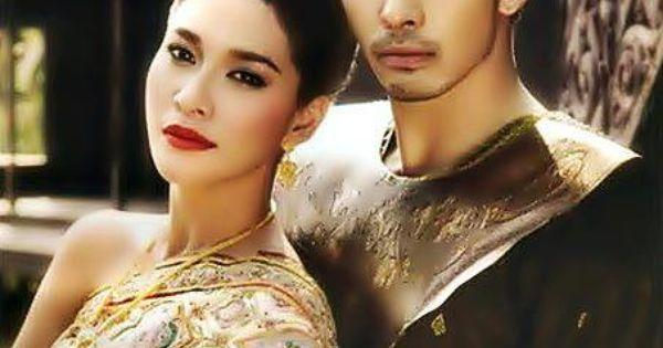vintage thai couple ploy chermarn boonyasak this was a