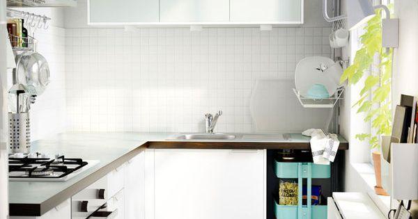Cocinas peque as bien resueltas en pocos metros cocina for Cocina 18 metros cuadrados
