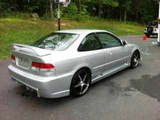 Honda Civic Sports Coupe By Owner In Ct Under 5000 Honda Civic 1999 Honda Civic Honda Civic Ex