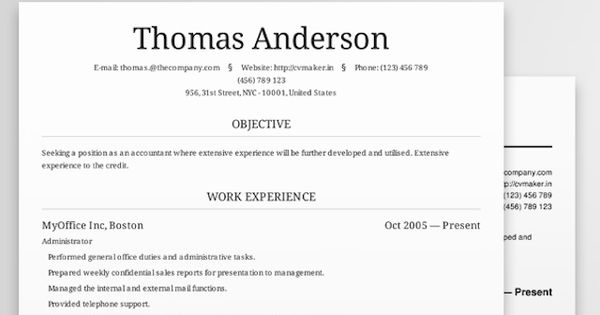how to write resume college student free resume builder