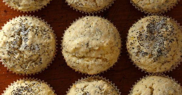 Lemon Poppy-Seed Muffins | Recipe