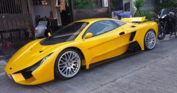 Aurelio Wants To Be The First Supercar From Philippines Super