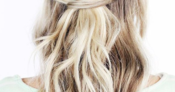 5 Minute Hairstyles Braids: 5-Minute Hairstyles For Medium-Length Hair