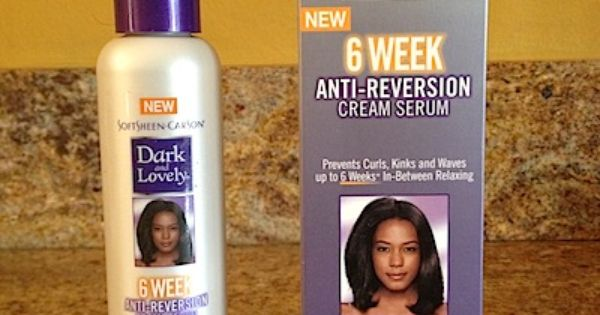 Dark And Lovely Anti Reversion Serum Reviews Natural Hair