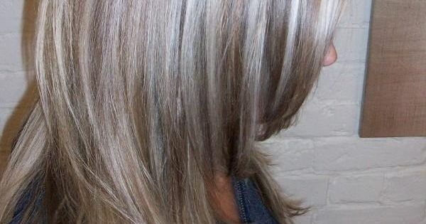 How To Brighten Dull Graying Hair Make Up Hair