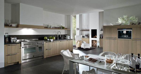 6021 h cker k chen quercia platino grezzo il rovere il. Black Bedroom Furniture Sets. Home Design Ideas