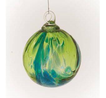 Classic Wave Ball Ornament Ball Ornaments Christmas Ornament Sets Christmas Tree Bulbs