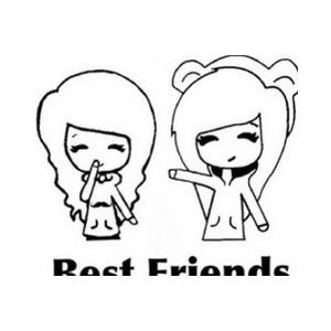 15 Best New Bff Friendship Cute And Easy Drawings