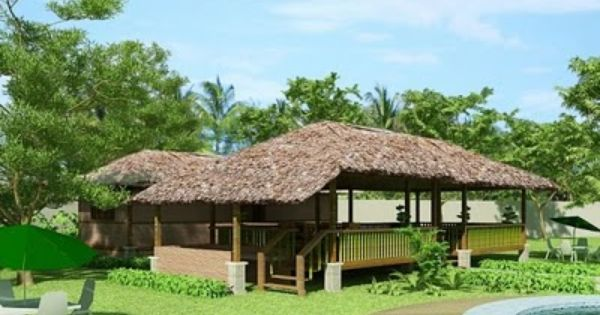 Traditional Bahay Kubo Home Design Ideas In Philippines ~ Interiors World