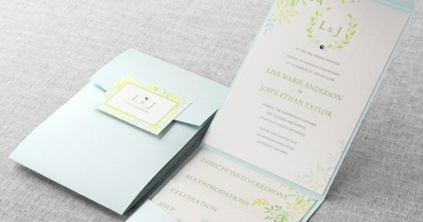 Natural Attraction Wedding Invitations | Pretty Paper | Pinterest | Text layout, Laser cut ...