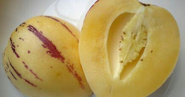 Pepino Fruta Chilena Pepinillos Dulces Frutas Y Verduras Comida Chilena