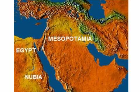 an overview of mesopotamia and egypt two ancient civilization Overview by area of study six ancient civilizations four of these six are of the old world: mesopotamia, ancient egypt.