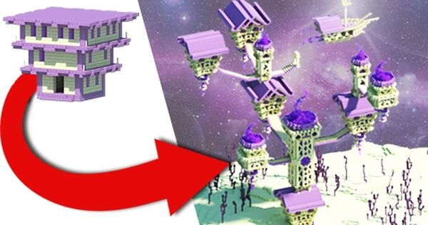 How To Transform The End City In Minecraft Jeracraft Hits 150 000 Subscribers Thanks To The Support Of All His Fans Yea Minecraft Gaming Blog Jungle Temple