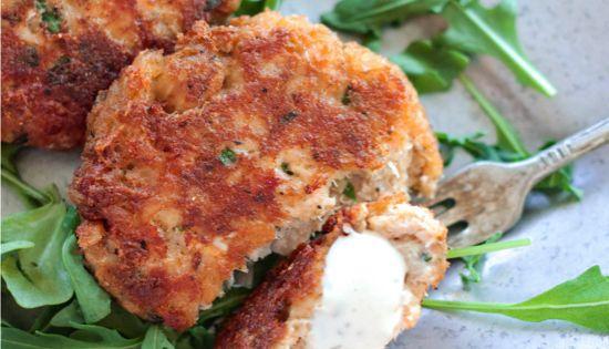 Keto Tuna Cake Recipes: Cajun Salmon Patties - Low Carb & Gluten Free