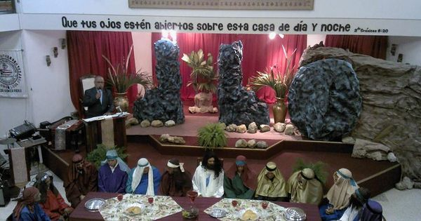 iglesia pentecostal zaragoza