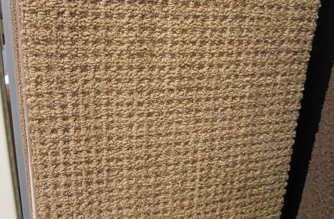 Martha stewart carpeting at home depot that looks like a for Faux sisal rugs home depot