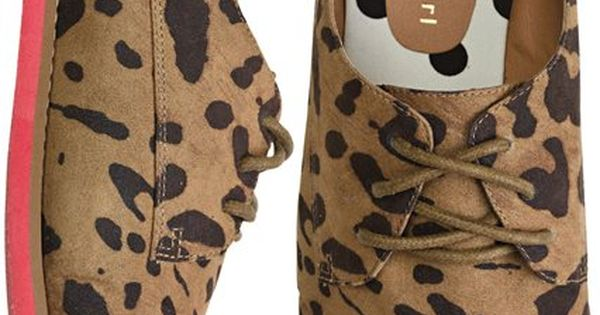 Leopard Oxfords by Madden Girl Shoes Oxford shoes fashion shoes girl fashion