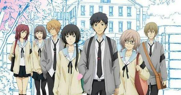 Pin By Freesiahobi On Re Life Anime Dvd Anime Network Anime