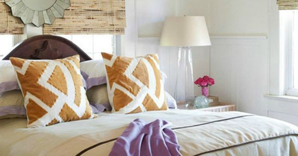 Bedroom Designs Bedrooms And Bamboo Blinds On Pinterest