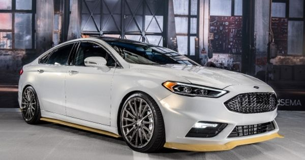 2017 Ford Fusion Sport Ballistic By Webasto Thermo Comfort North