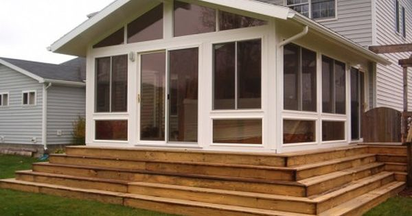 4 Season Room Additions Gallery Of Sunrooms Awnings Asheville Nc Air Vent Exteriors Outdoor Rooms Sunroom Outdoor Space