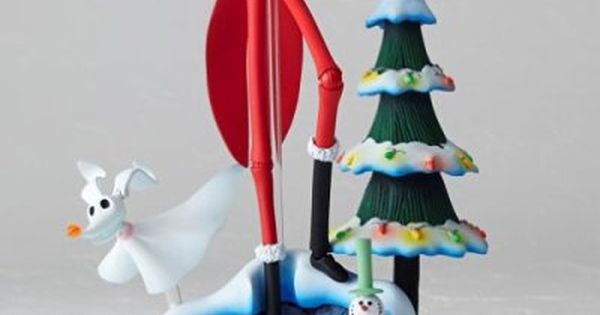 Diamond Select Nightmare Before Christmas Series 10 The Nightmare Before Christmas Santa Jack Skellington Revoltech