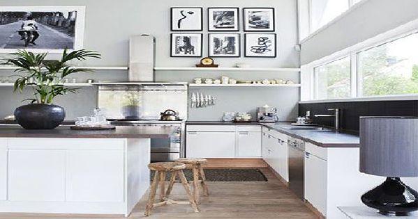 Quelle peinture pour une cuisine blanche ?   Decoration