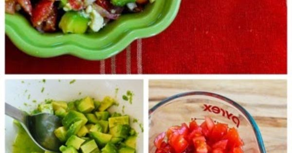 Feta, Salsa and Avocado on Pinterest