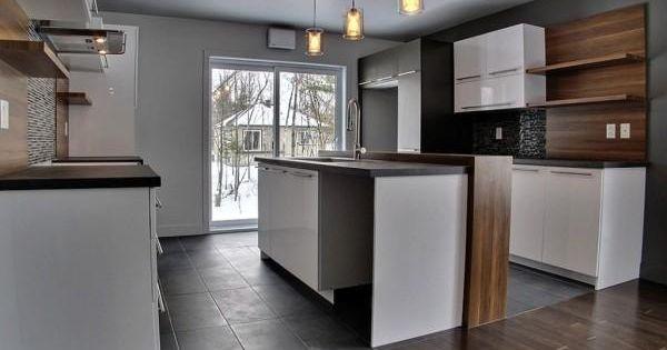 Maison neuve a vendre drummondville 610 rue du sylvaner for Armoire de cuisine drummondville