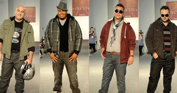 Resultado de imagem para fashion plus size man