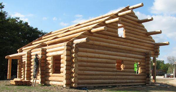 Fuste loir et cher les bois bruts constructeurs de Maisons rondes en bois
