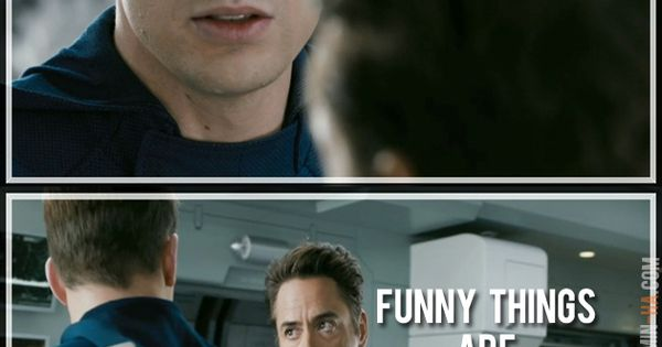 The Avengers Movie: Funny Memorable Quotes (7 pics) | Vitamin-Ha-- btw he
