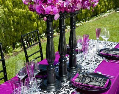 Let us help you recreate this amazing look! http://www.CreativeAmbianceEvents.com