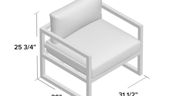 Monaco Patio Chair With Cushion Reviews Joss Main