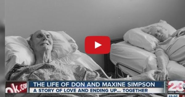 Incredible Love Story Husband And Wife Pass Away Within Hours Of Each Other True Love Stories Love Story First Love Story