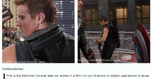 Image result for hawkeye no arrows