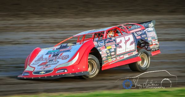 Bobby Pierce - Dirt Track Racing - Late Models